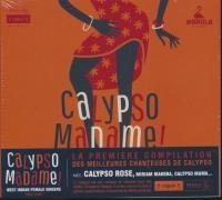 Calypso madame ! : West Inidan female singers, 1954-1968