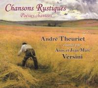Chansons rustiques : poésies chantées
