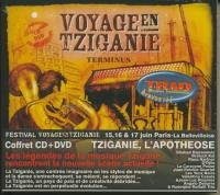 Voyage en Tziganie : vol.3 : terminus