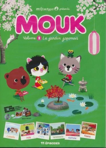 Mouk - Vol 2 Le jardin japonais