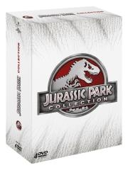 Jurassic Park Collection : 4 films