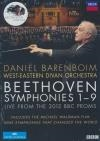 Symphonies n°1 à 9 : live from the 2012 BBC proms