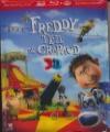 Freddy tête de crapaud 3D