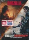 Edge of tomorrow : vivre, mourir, recommencer. ; Godzilla
