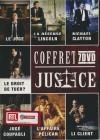 Coffret Justice : 7 films