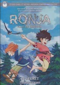 Ronja, fille de brigand : volume 2 : Le secret : épisodes 7 à 13