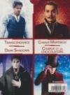 Johnny Depp : transcendance ; Charlie Mortdecai ; Dark Shadows ; Charlie et la chocolaterie