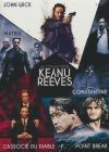 Keanu Reeves : John Wick ; Constantine ; Point Break ; L'associé du Diable ; Matrix