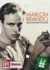 Marlon Brando : reflets dans un oeil d'or ; Un tramway nommé désir ; Les révoltés du Bounty