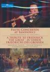 Concertos pour flûte au palais de Sanssouci