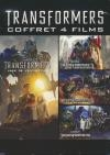 Transformers : la quadrilogie