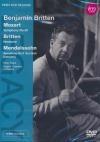 Oeuvres de Mozart, Britten et Mendelssohn