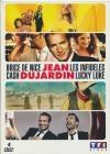 Jean Dujardin : les infidèles ; Cash ; Lucky Luke ; Brice de Nice