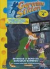 Geronimo Stilton : volume 4 : intrigue à bord du rongeur-express