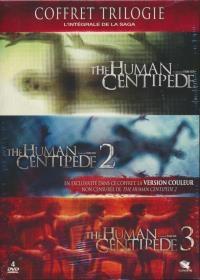 Human centipede (The) : trilogie