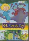 64 rue du Zoo : volume 2 : l'histoire de Chatouille et Grabouille