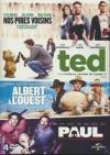 Coffret 'déjanté' : 4 films