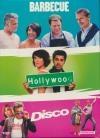Comédies françaises : hollywoo ; Barbecue ; Disco