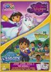 Dora l'exploratrice : Dora et le cheval magique ; Go Diego : Diego et l'équipe des aventuriers