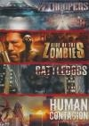 Zombies : 4 films