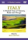 A musical journey : Italy : a musical tour of Tuscany, Rome and Perugia