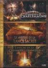 Aventure : le trésor perdu de Charlemagne ; Le mystère de la lance sacrée ; La chambre d'Ambre