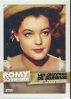 Romy Schneider : les oeuvres de jeunesse