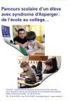 Autisme : parcours scolaire d'un élève avec syndrome d'Asperger