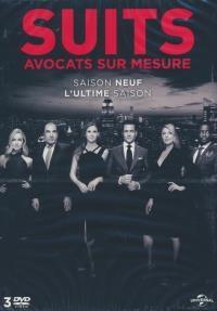 Suits : avocats sur mesure : saison 9
