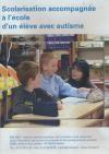 Autisme : scolarisation accompagnée d'un élève avec autisme en école élémentaire