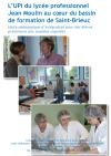 Handicap mental : l'UPI du lycée professionnel Jean Moulin...