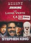 Stephen King : misery ; Shining ; Les évadés ; La ligne verte ; Ça