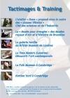 Déficience visuelle : Cité des Sciences et de l'Industrie de la Villette et musées royaux d'art...