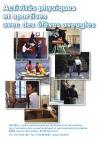 Déficience visuelle : activités physiques et sportives avec des élèves aveugles