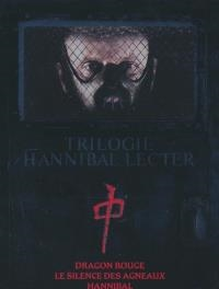 Hannibal Lecter : le silence des agneaux ; Dragon rouge ; Hannibal