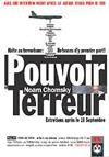 Noam Chomsky : pouvoir et terreur
