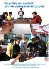 Segpa-Egpa : des pratiques de projet dans les enseignements adaptés