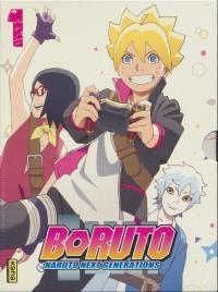 Boruto : Naruto Next Generations : volume 1