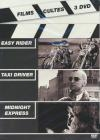 Easy rider ; Taxi driver ; Midnight express