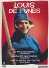 Collection Louis de Funès : la soupe aux choux ; Le petit baigneur ; Les grandes vacances
