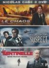 Nicolas Cage : le chaos ; Suspect ; La sentinelle