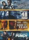 Coffret stars de l'action : 4 films
