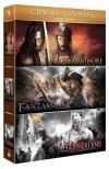 Coffret grandes épopées : Constantinople ; Fantassins ; Barbarians