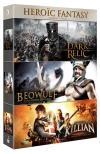 Coffret heroic fantasy : dark relic ; Beowulf et la colère des dieux ; Prince Kilian
