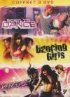 Coffret dance : dance for it ; Born to dance ; Dancing girls