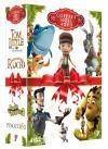 Coffret Noël enfants : festins de requins 2 ; Pinocchio ; Tom Little ; les folles aventures de Rucio