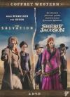 Coffret western : the salvation ; Shérif Jackson
