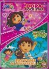 Dora l'exploratrice : Dora rock star ; Diego ! Sauvons le louveteau !