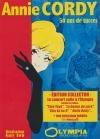 Annie Cordy à l'Olympia : 50 ans de succès