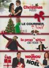 Coffret Noël : Christmas kiss ; Un courrier de Noël ; La proposition de Noël ; Une nounou pour Noël